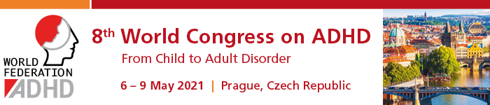 8th World Congress on ADHD From Child to Adult Disorder