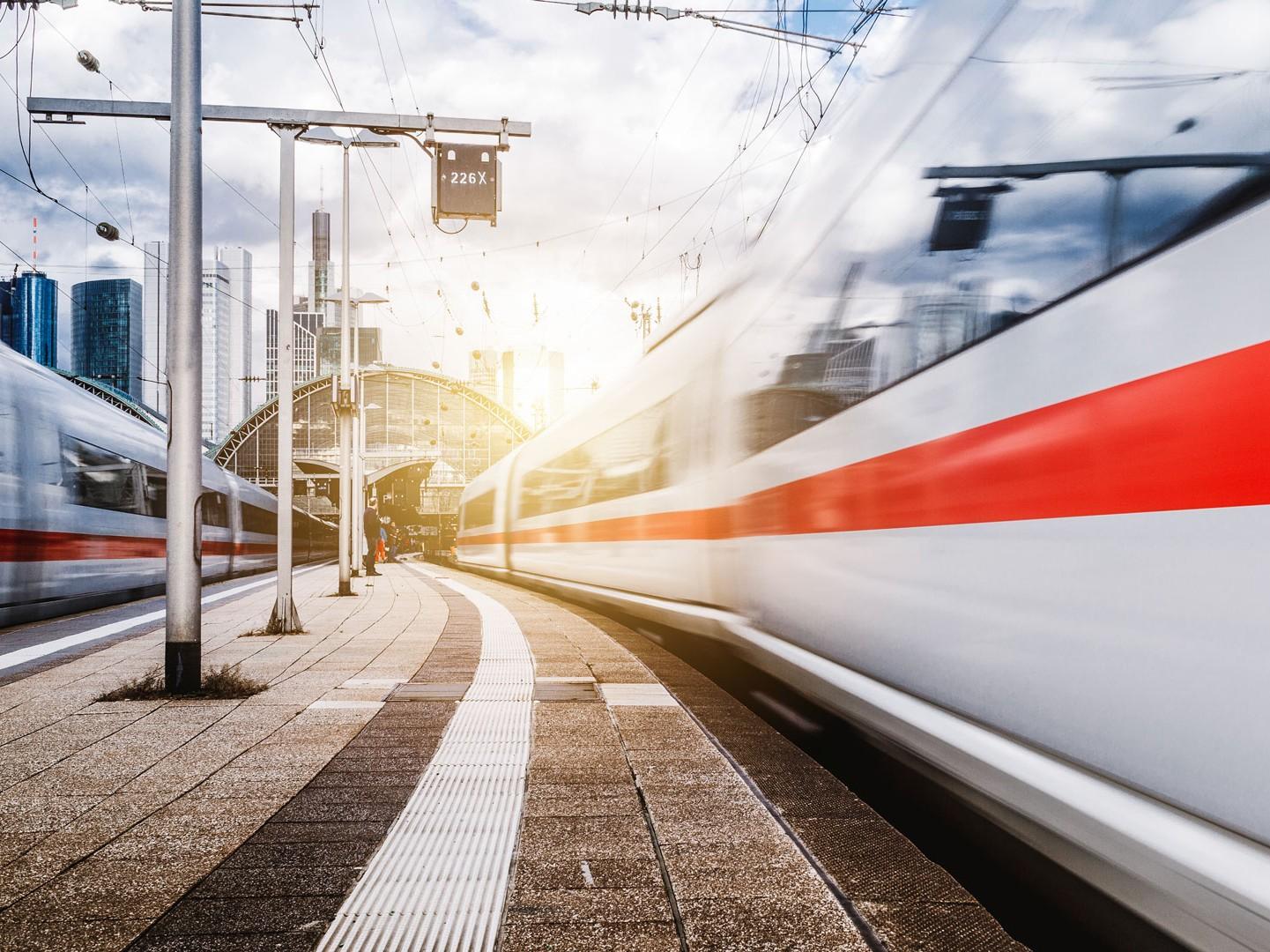 Mit der Bahn zum Berlin Brain Summit 2021